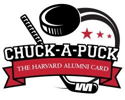 Chuck a puck logo